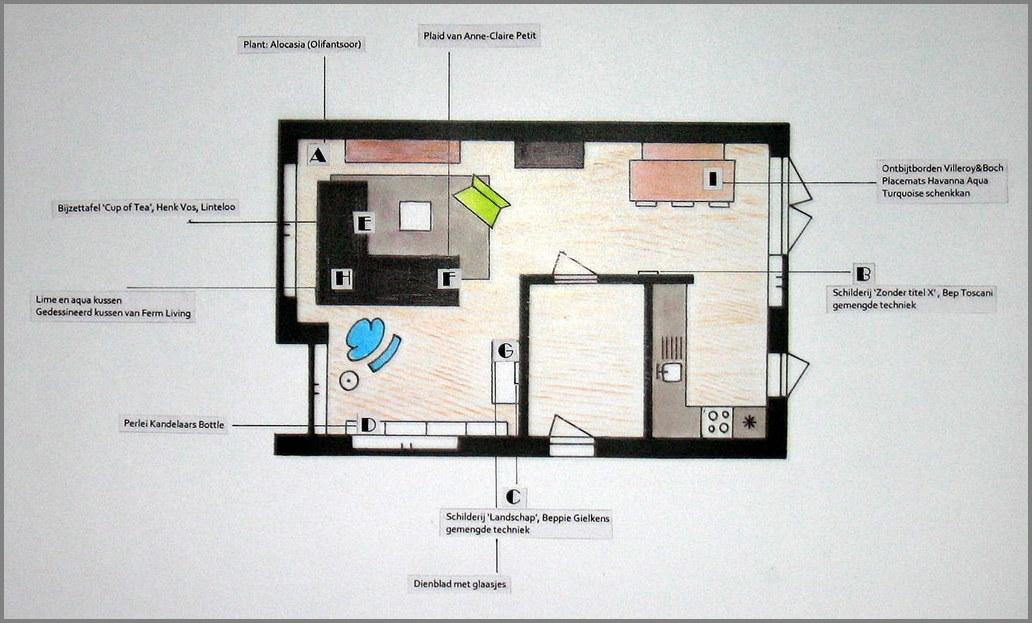 woonkamer inrichten l vorm – artsmedia, Deco ideeën