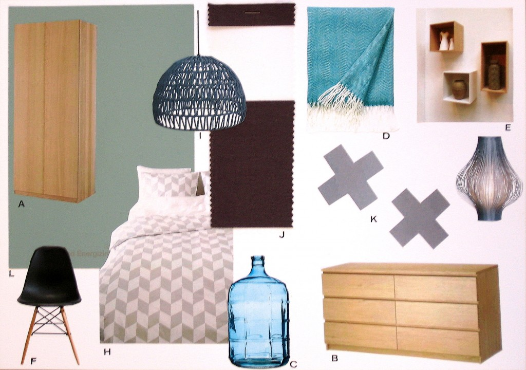 Totaalplan slaapkamer