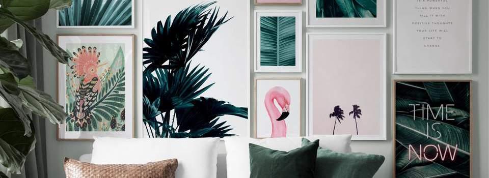 Kunst en interieur